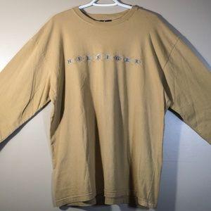 Tommy Hilfiger HILFIGER Argyle Spellout L/S Shirt
